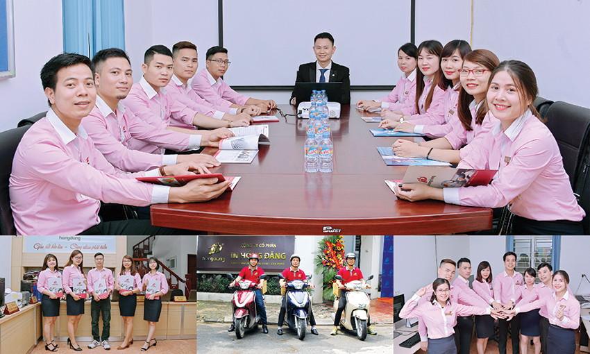 xưởng in lịch 2020 rẻ đẹp hồng đăng